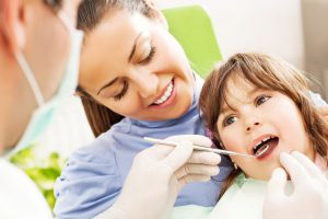 Your dentist in Farmington offers fluoride treatments